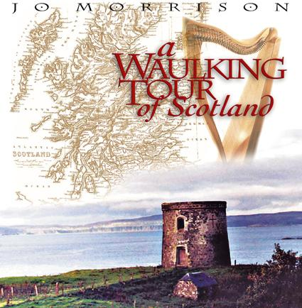 cover of A Waulking Tour of Scotland