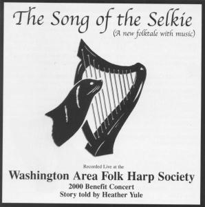 Song of the Selkie CD cover