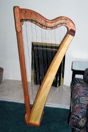 Jo's harp
